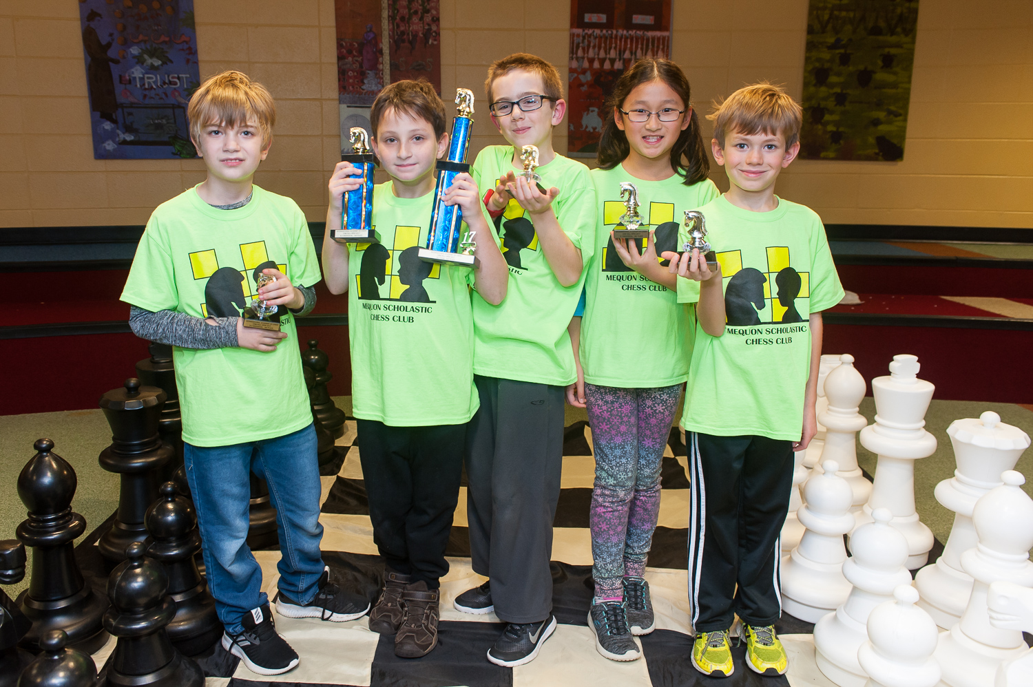Mequon Scholastic Chess Club » Great Efforts at USM Chess